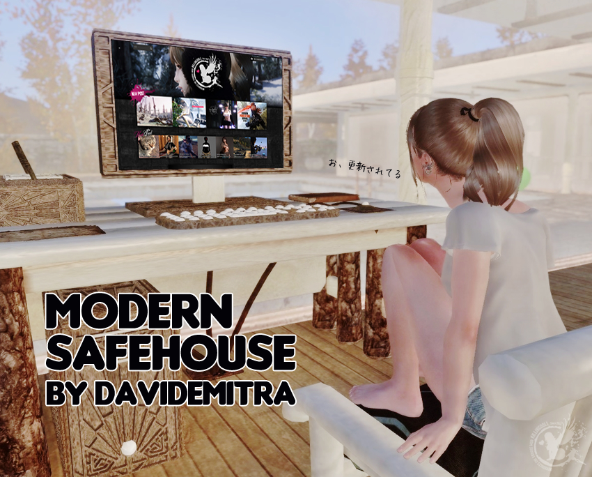 Modern Safehouse – by DavideMitra