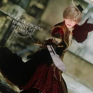 9204 Bloodborne Knight Set by Team TAL