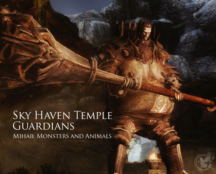 Sky Haven Temple Guardians