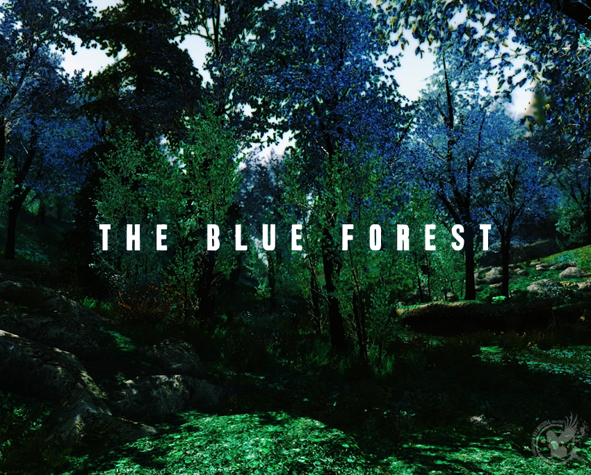 The Blue Forest