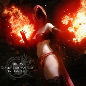 9204 DS Desert Pyromancer by Team TAL