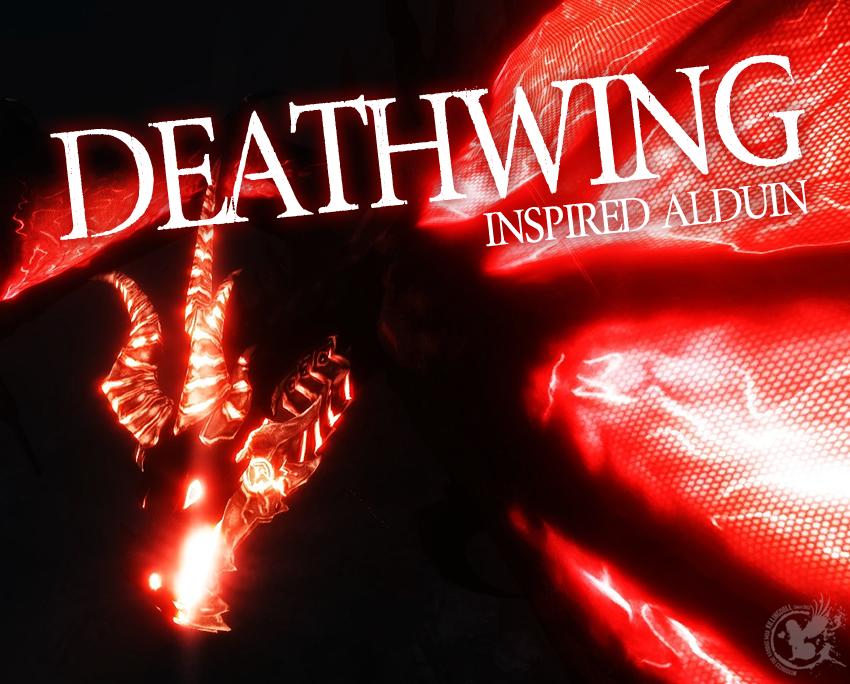 Deathwing Inspired Alduin (Reloaded)