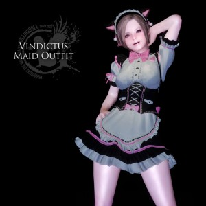 Vindictus Maid Outfit