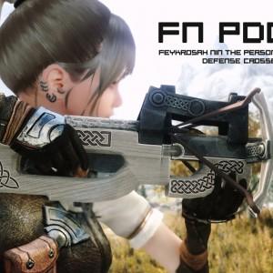 FN PDC – Feykrosah Nin the Personal Defense Crossbow
