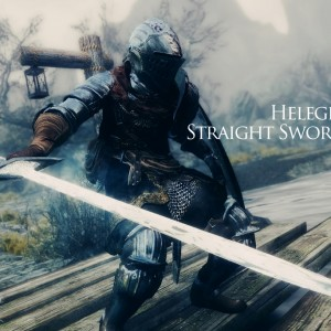 Helegel Straight Sword