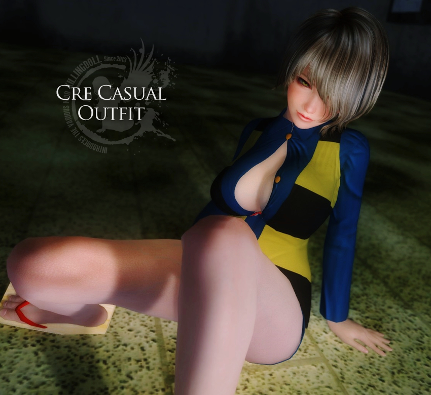 Cre Casual Outfit