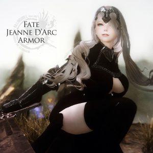 Fate Jeanne D'Arc Armor