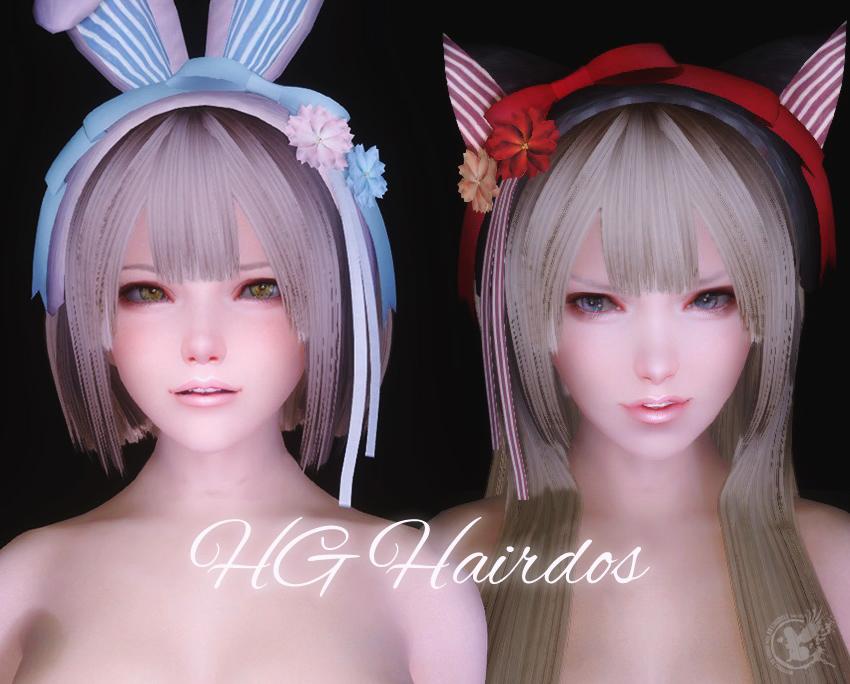 HG Hairdos
