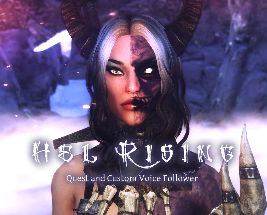 Hel Rising – Quest and Custom Voice Follower Mod